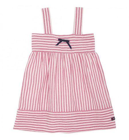 vestido bebe batela 2433 rosa antiguo 1