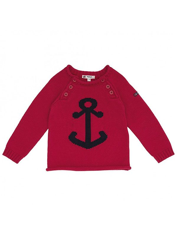 2352 jersey bebe rojo 1