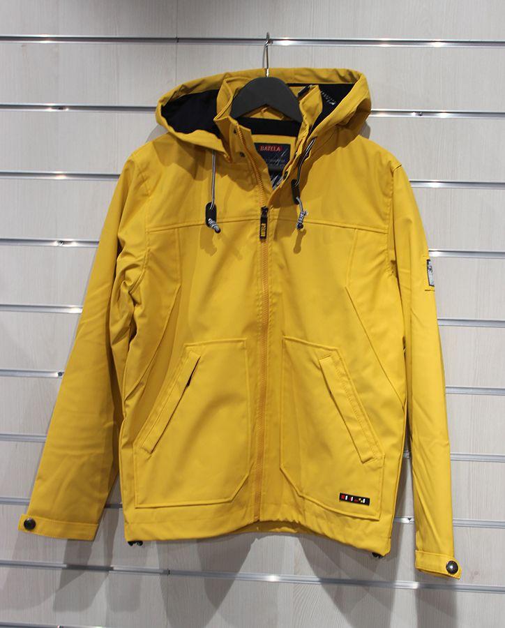 impermeable nautico batela color amarillo 3024