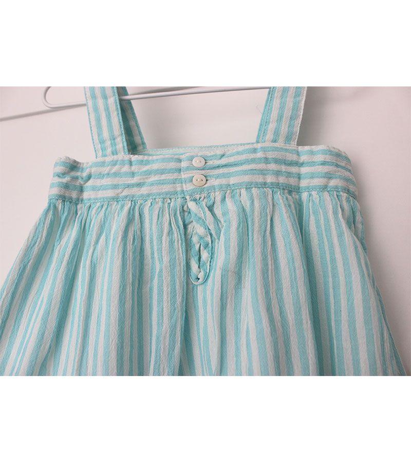 vestido bebe batela 2433 aguamarina 6