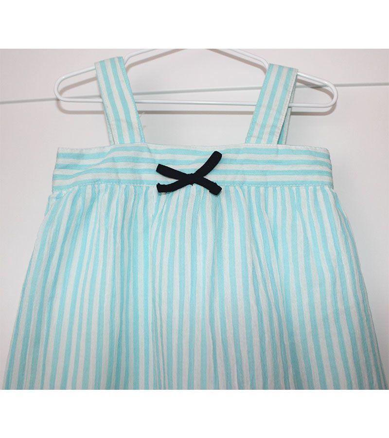 vestido bebe batela 2433 aguamarina 3