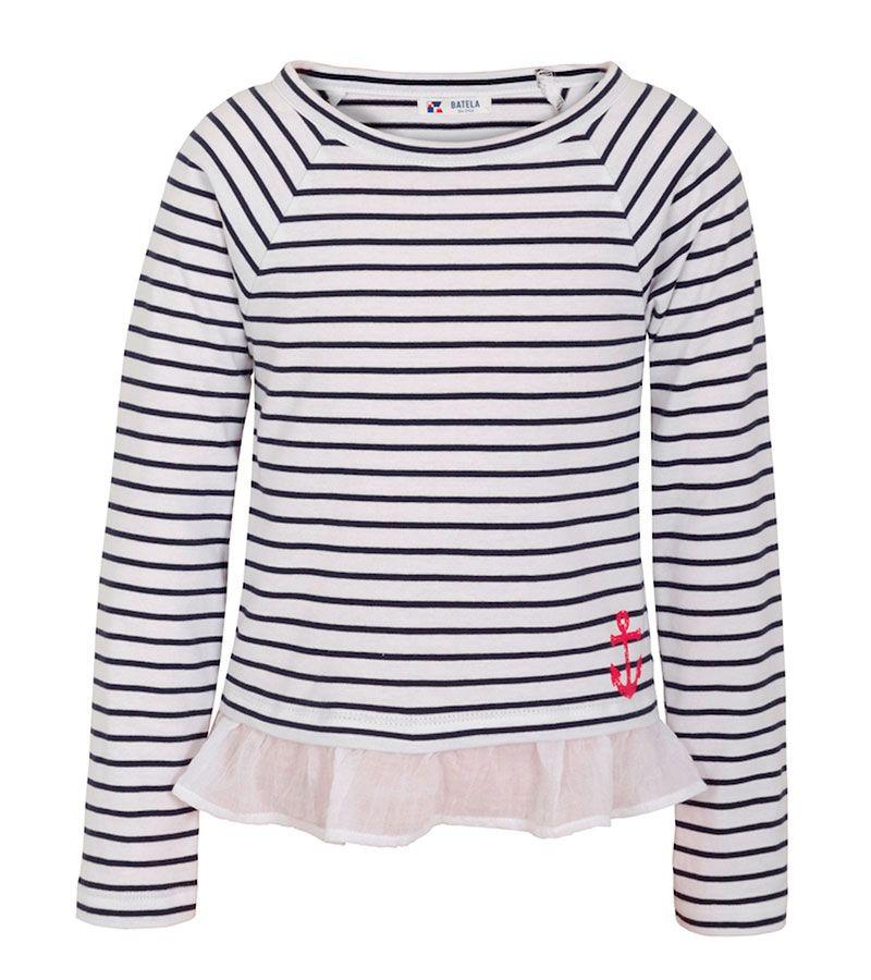 camiseta batela 2771 blancomarino 1