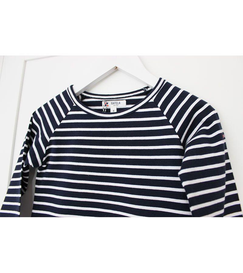 camiseta batela 2771 marinoblanco 4