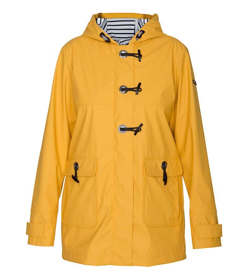 impermeable nautico mujer batela amarillo 3047 1