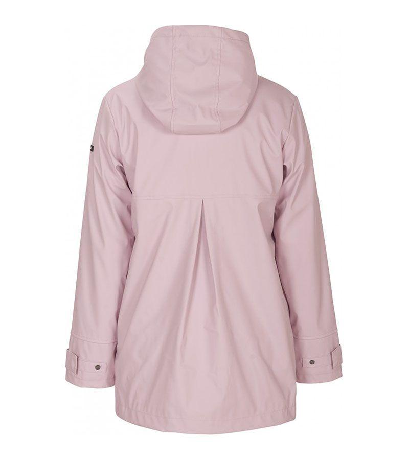 impermeable nautico mujer batela rosa 3047 2