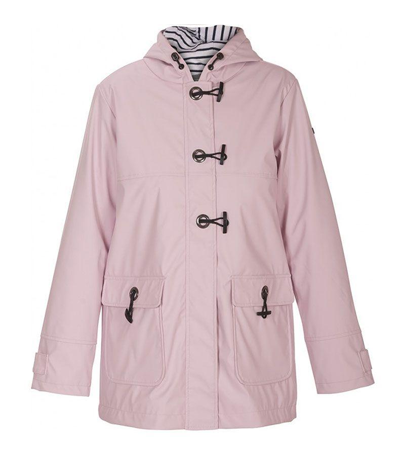 impermeable nautico mujer batela rosa 3047 1