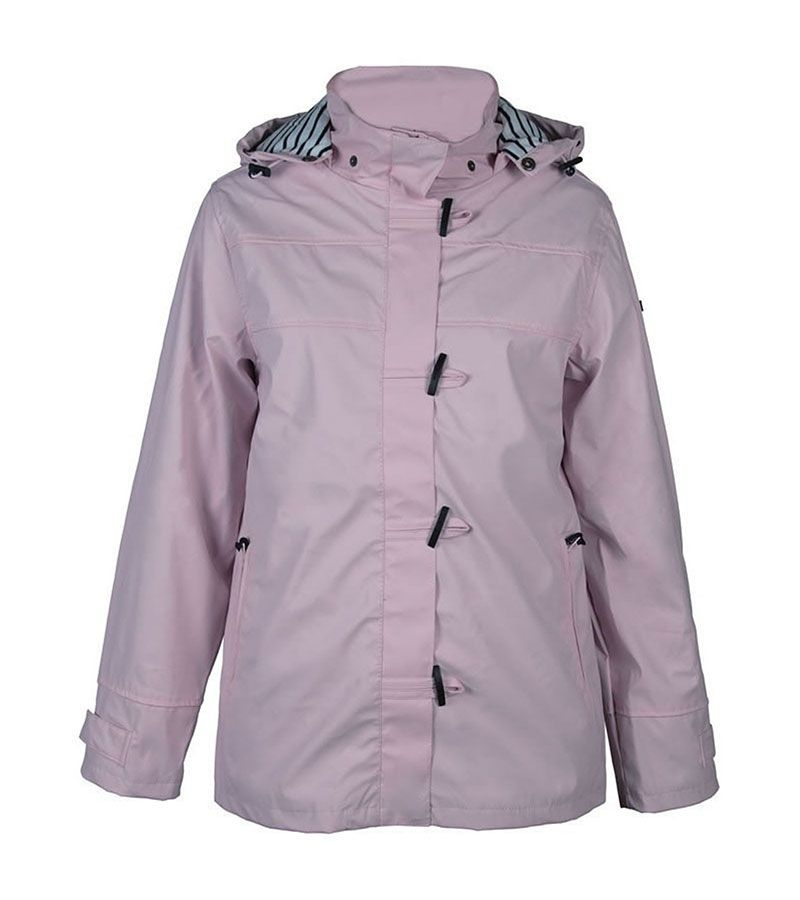 impermeable nautico mujer batela rosa 3008 1