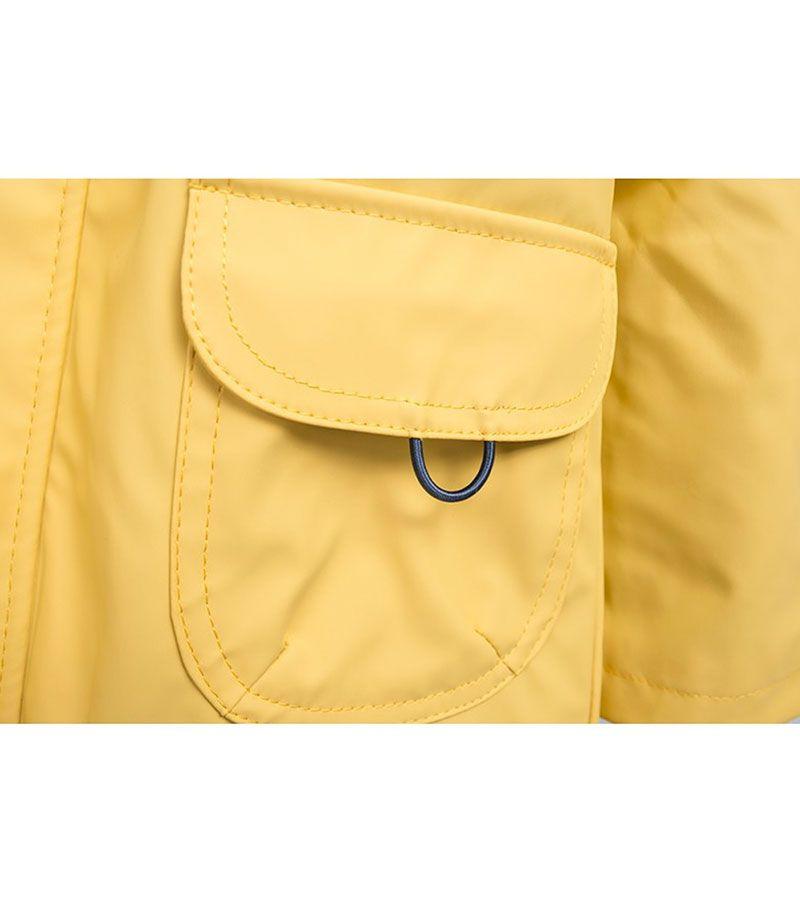 impermeable nautico nino batela amarillo 3120 4