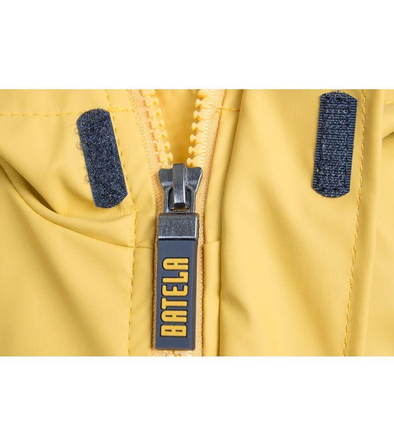 impermeable nautico nino batela amarillo 3120 3