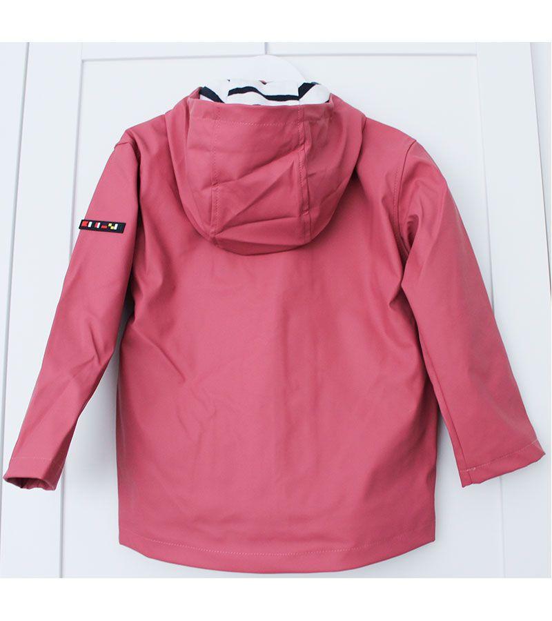 impermeable nautico nino batela rosa 3120 2