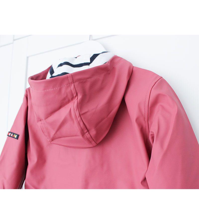 impermeable nautico nino batela rosa 3120 3