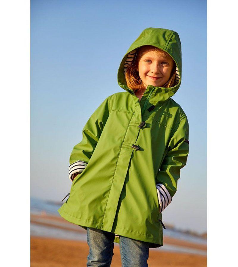 impermeable nautico nina batela verde 3121 2