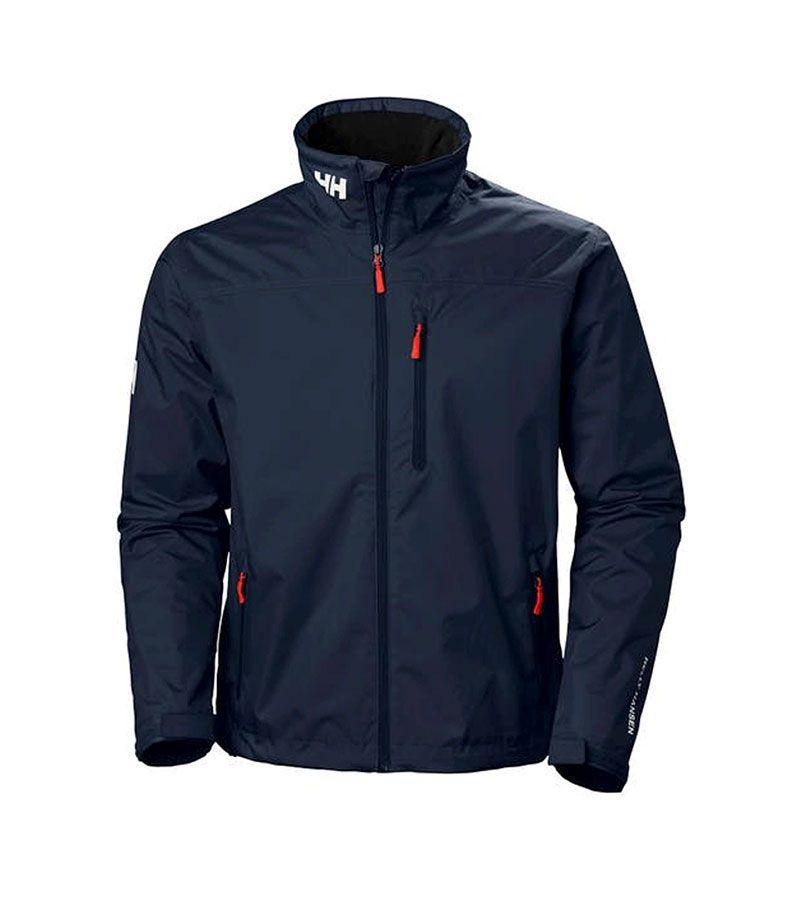 chaqueta nautica hombre crew jacket helly hansen marino 2