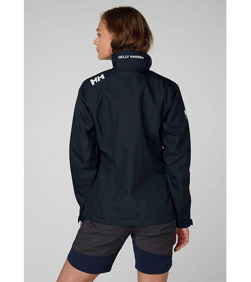 helly hansen w crew jacket navy 4