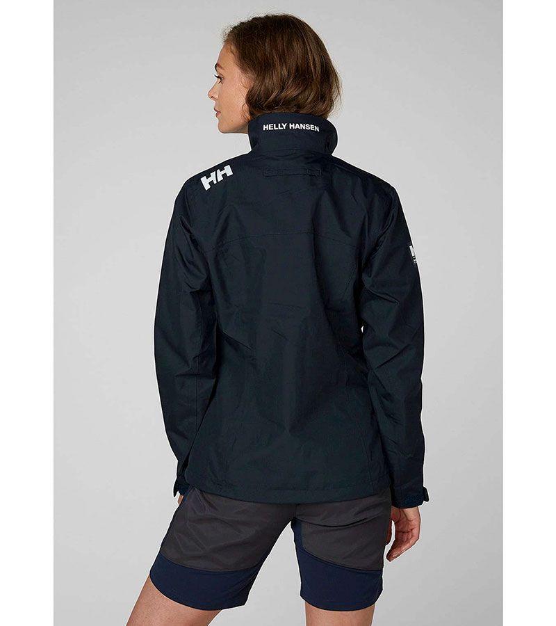 helly hansen w crew jacket navy 1