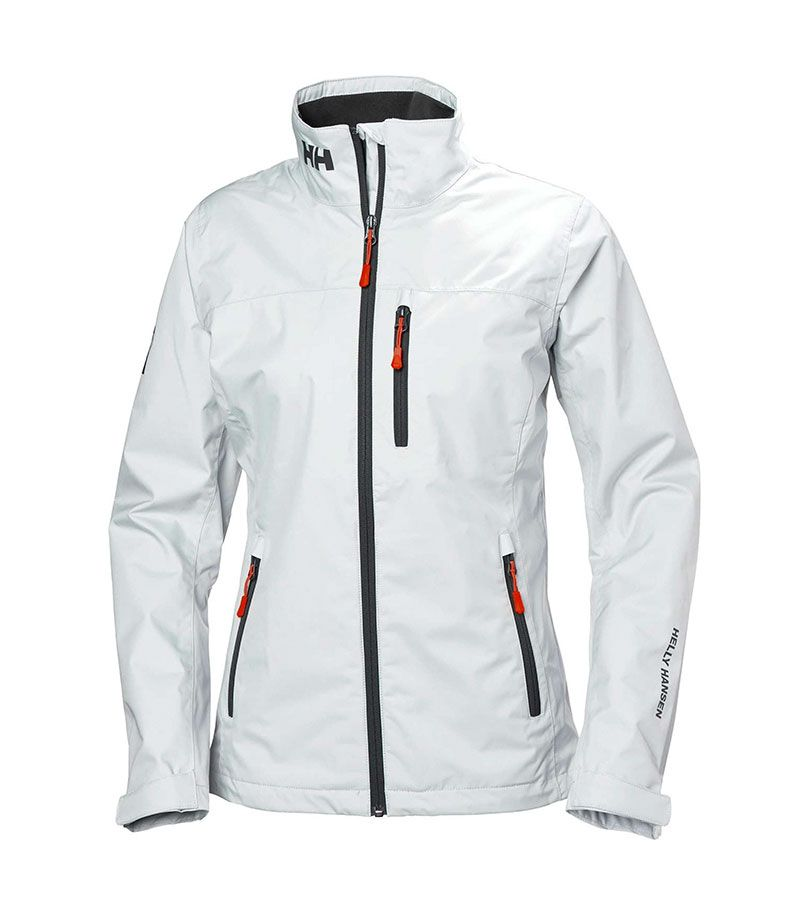 helly hansen w crew jacket blanco 1