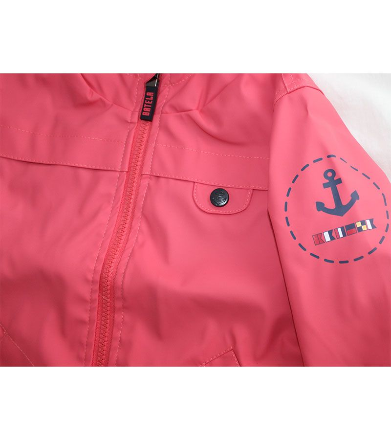 impermeable 3117 batela rosa 5