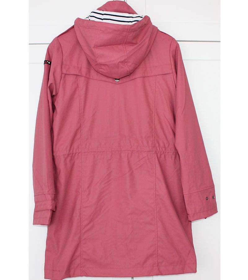 impermeable mujer batela 3044 rosa antiguo 6