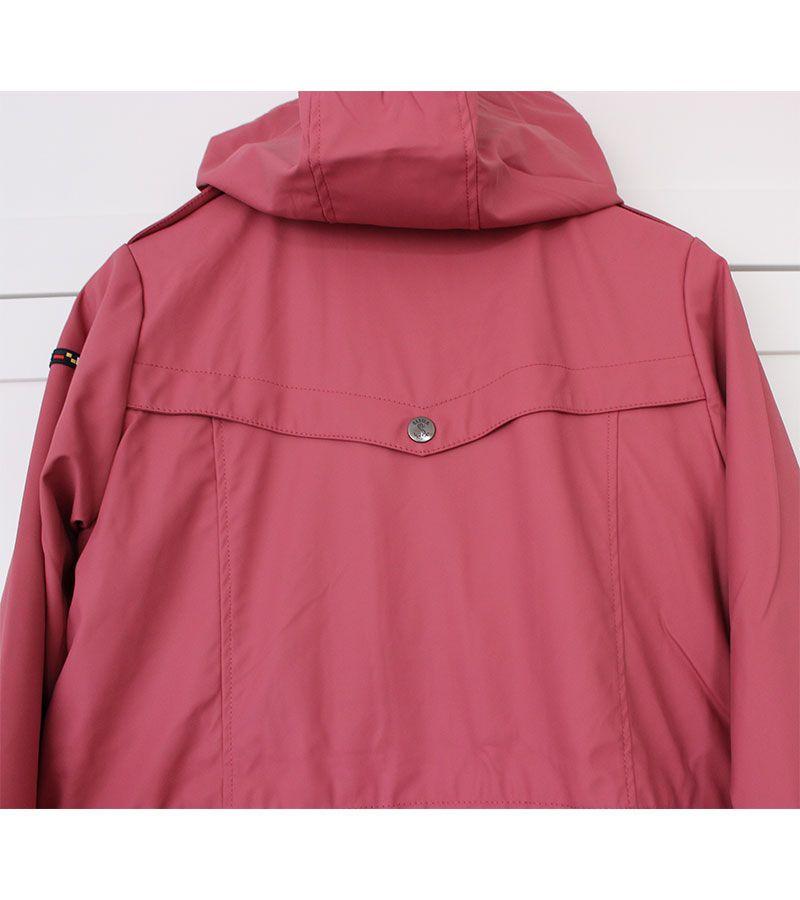 impermeable mujer batela 3044 rosa antiguo 5