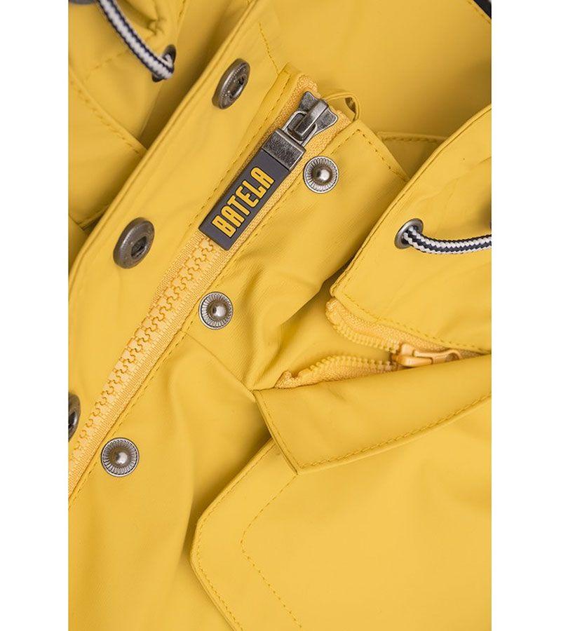 impermeable mujer batela 3044 amarillo 1