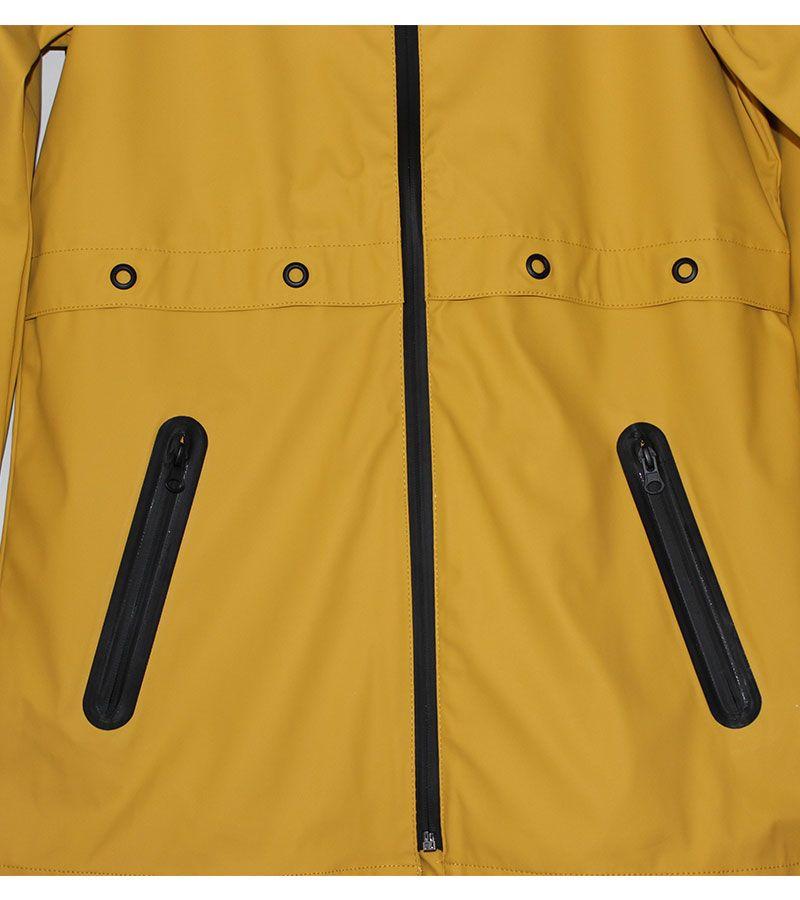 impermeable mujer batela 3048 amarillo 6