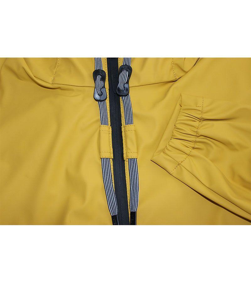 impermeable mujer batela 3048 amarillo 5