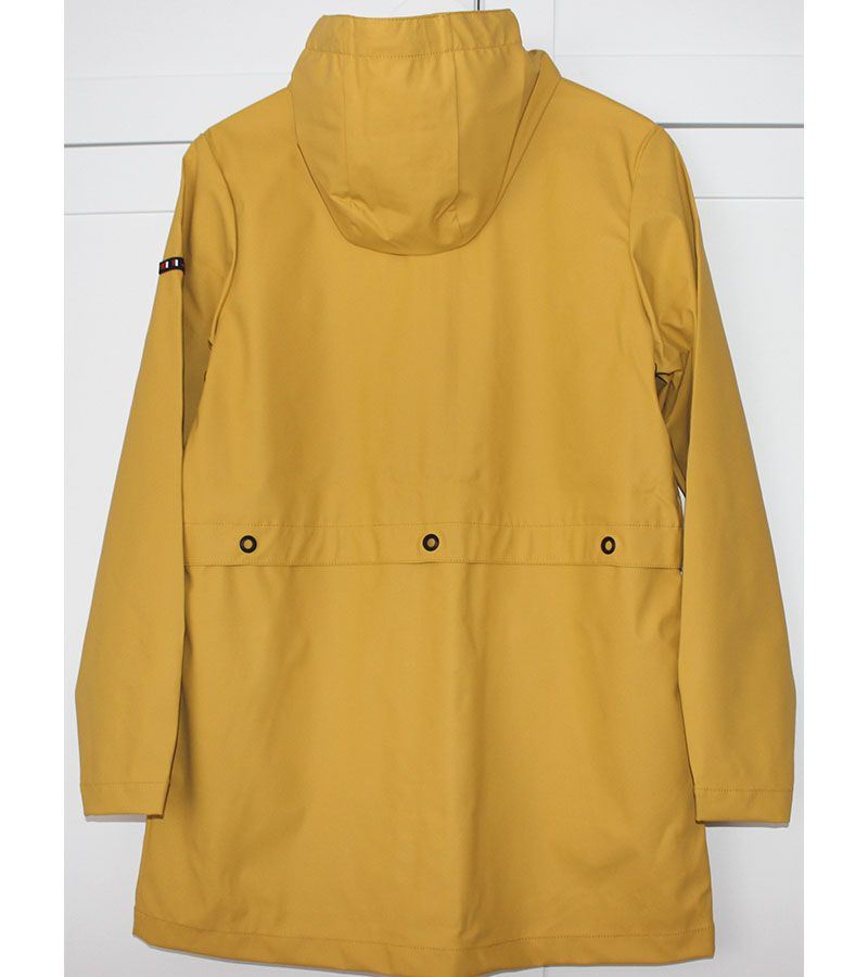 impermeable mujer batela 3048 amarillo 3