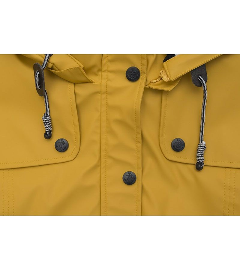 impermeable mujer batela 3027 amarillo 3