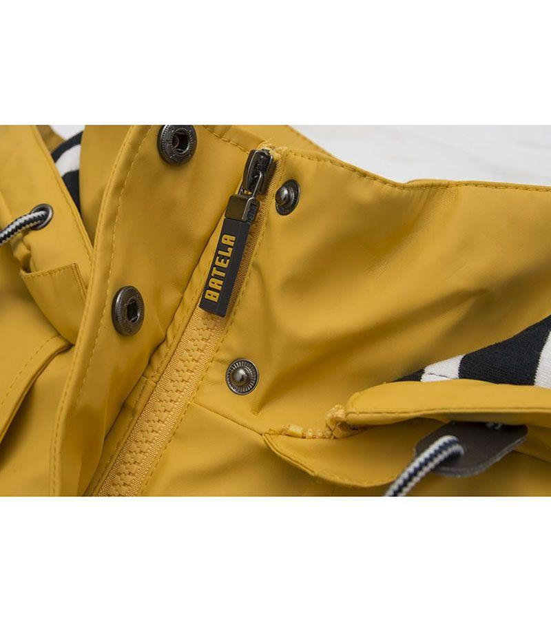 impermeable mujer batela 3027 amarillo 2