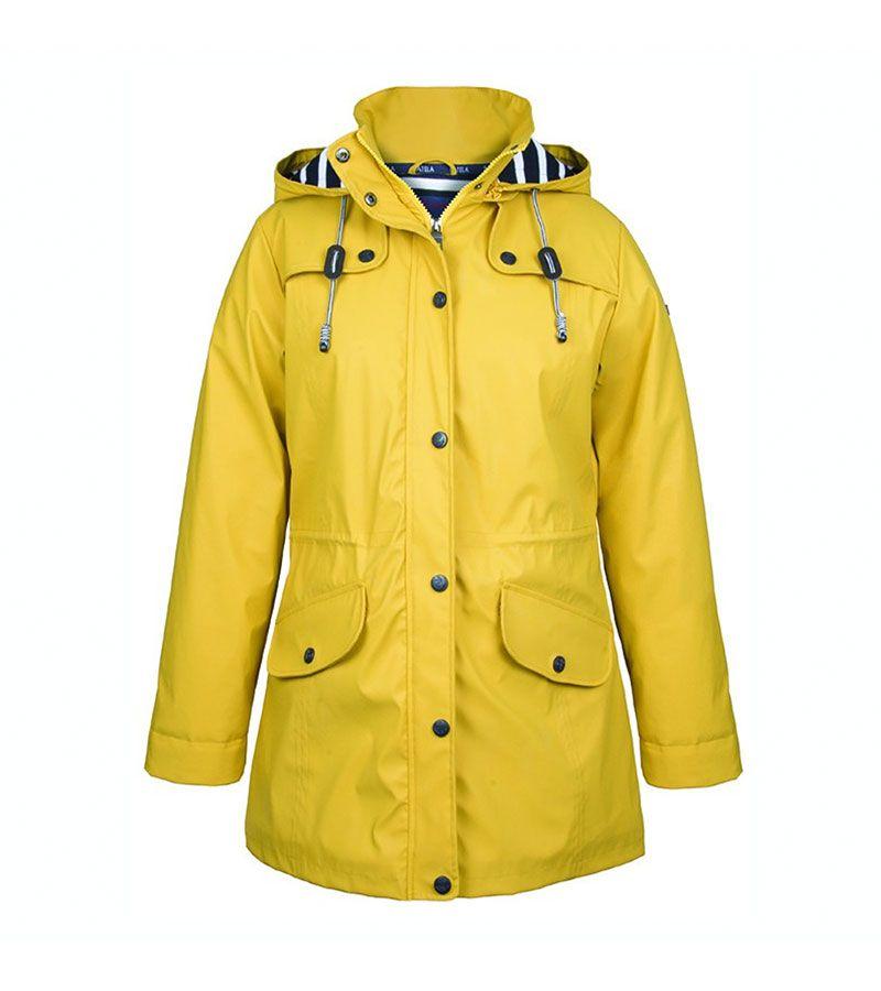 impermeable mujer batela 3027 amarillo 1