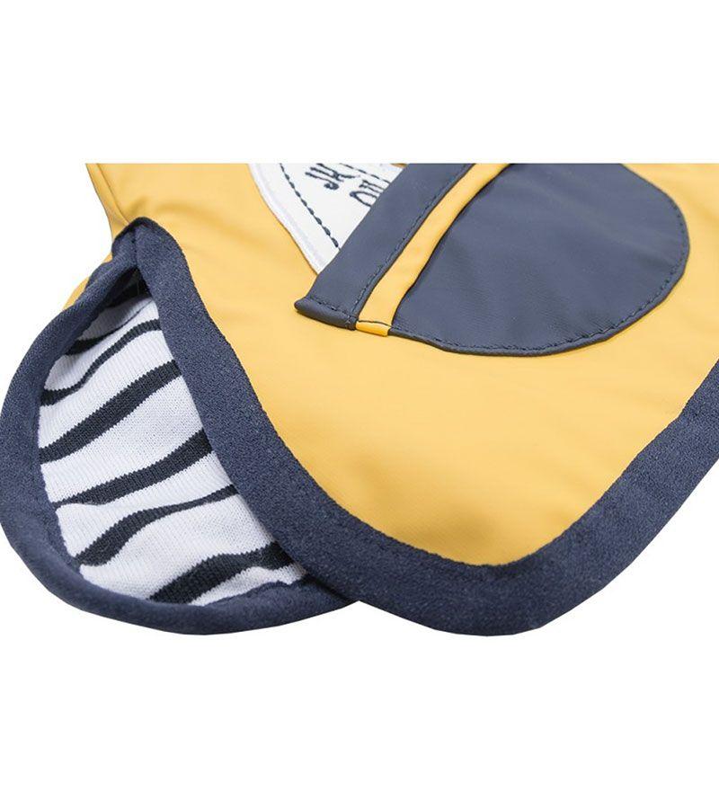impermeable bebe batela 3105 amarillo 1