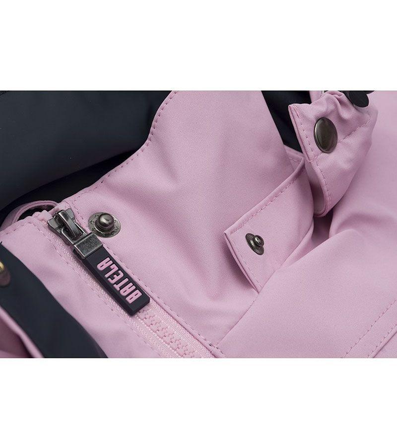 impermeable mujer batela 3001 rosa 2