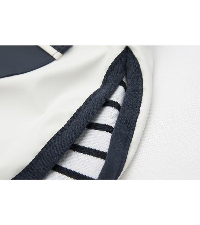 impermeable bebe batela 3105 blanco 4