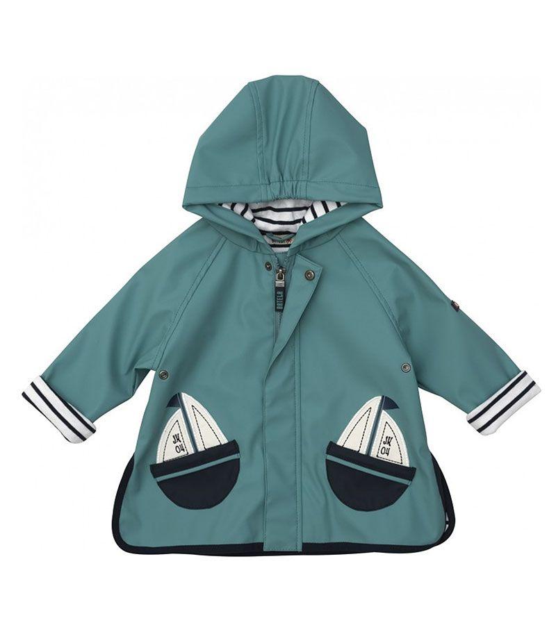 impermeable bebe batela 3105 esmeralda 1