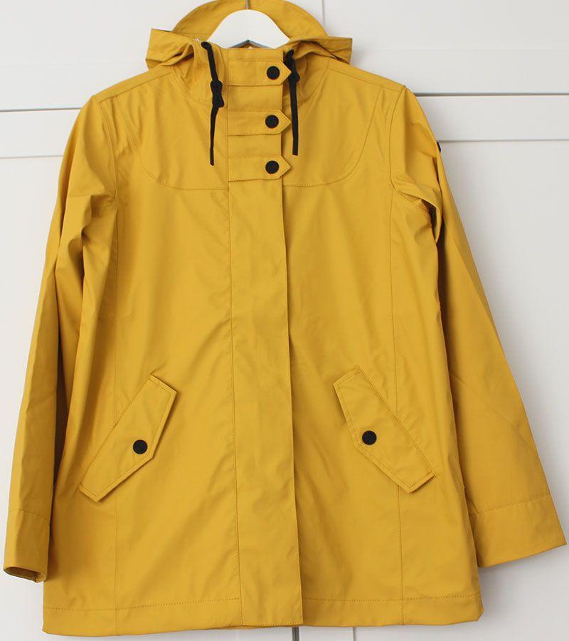 impermeable mujer batela 3012 amarillo 5