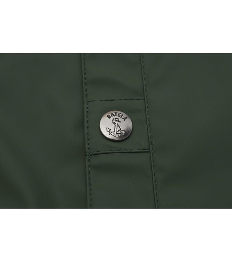 impermeable nautico mujer 3031 verde 3