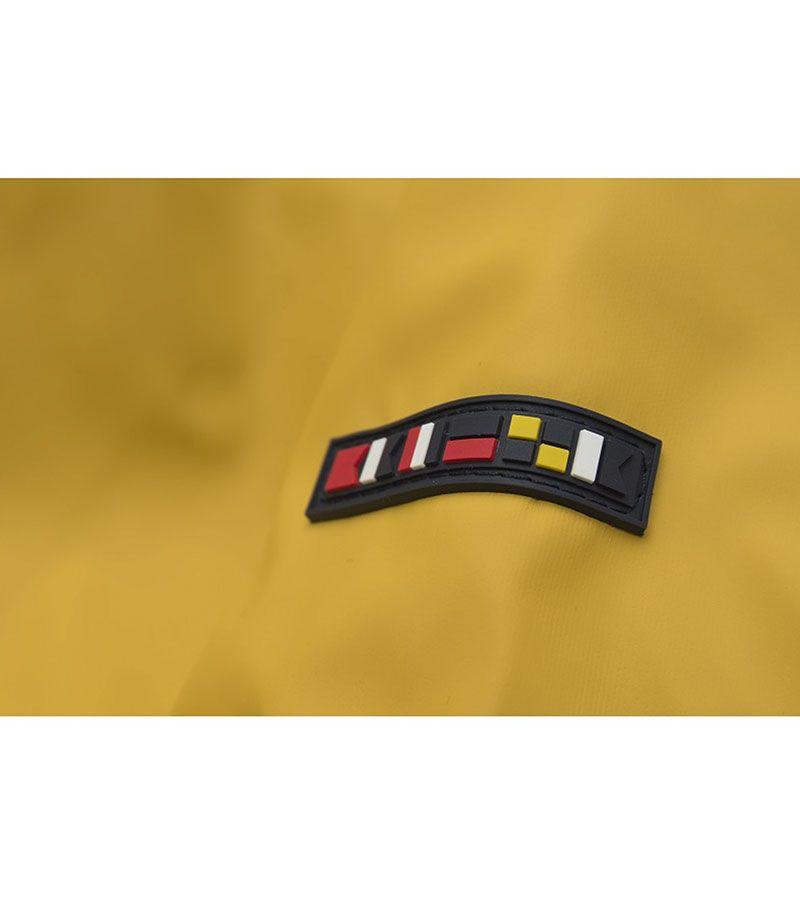 impermeable nautico mujer 3031 amarillo 4