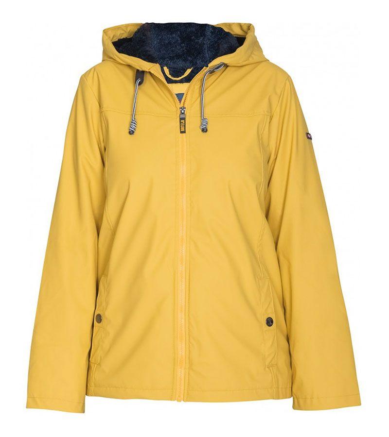 impermeable nautico mujer 3031 amarillo 1