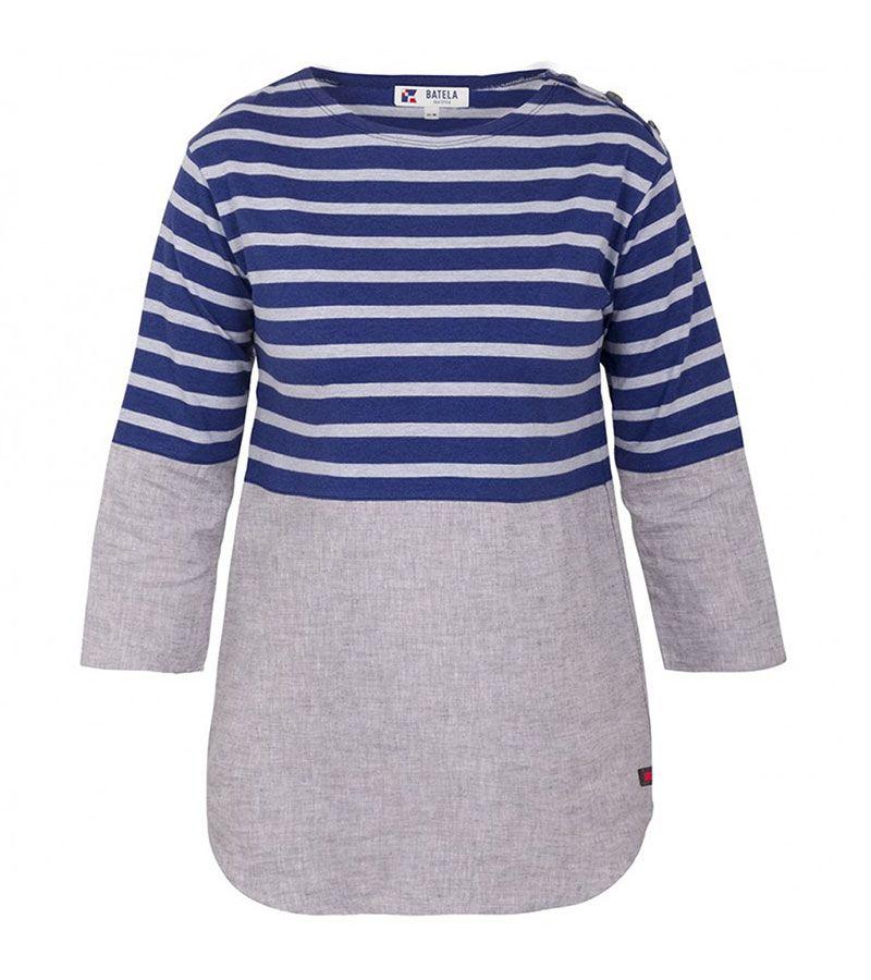 camiseta mujer 2061 gris 1