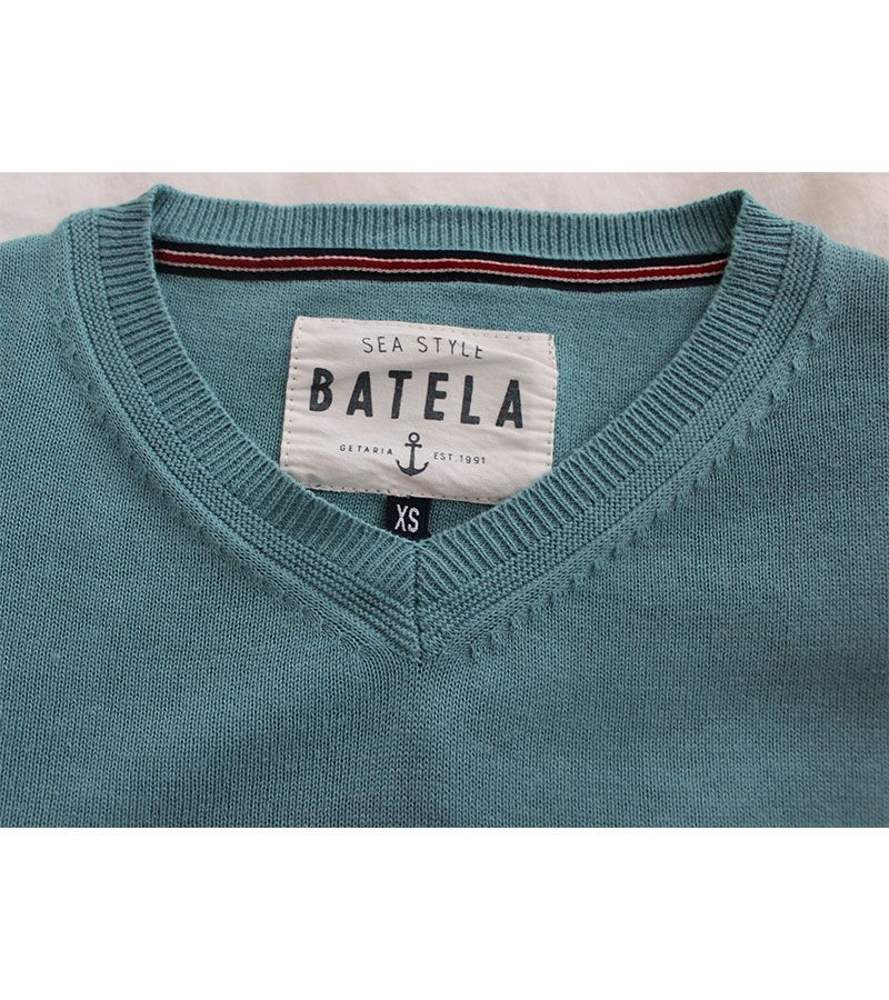 jersey hombre batela 3309 esmeralda 3