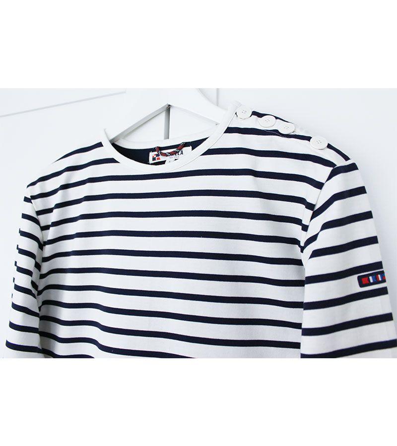 camiseta hombre batela 2060 cuerda marino 3