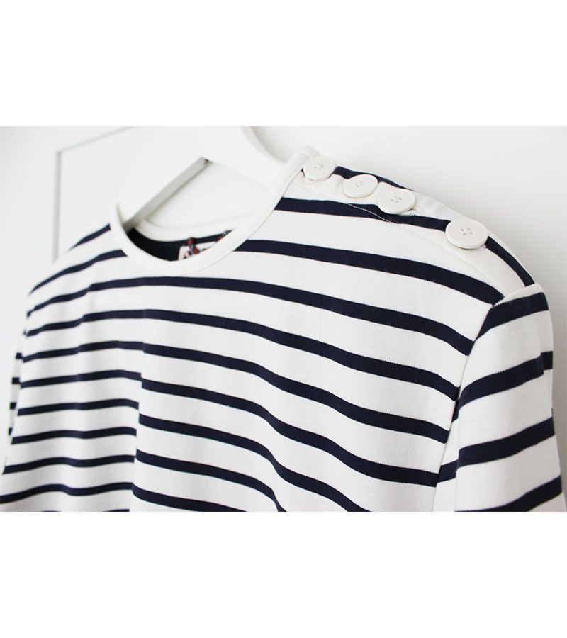 camiseta hombre batela 2060 cuerda marino 2