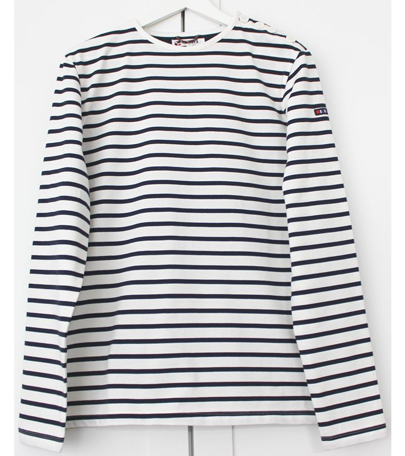 camiseta hombre batela 2060 cuerda marino 1