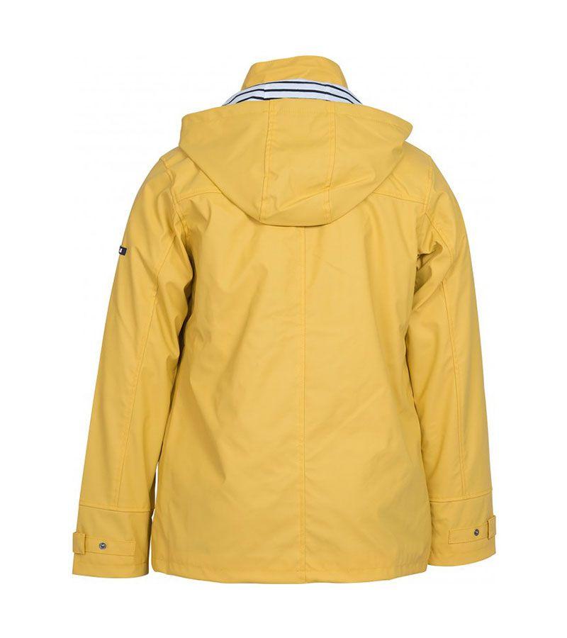 impermeable nautico mujer batela amarilo 3008 3