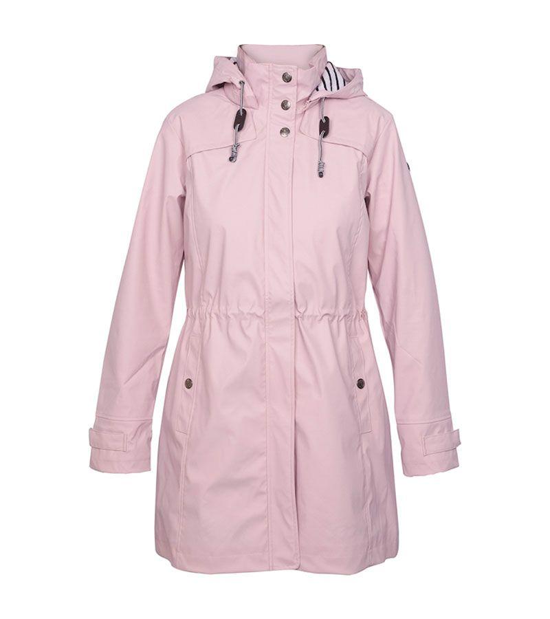 impermeable nautico mujer batela rosa 3044 1