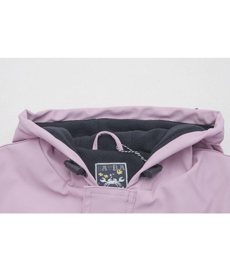 impermeable nautico nina batela rosa 3102 3