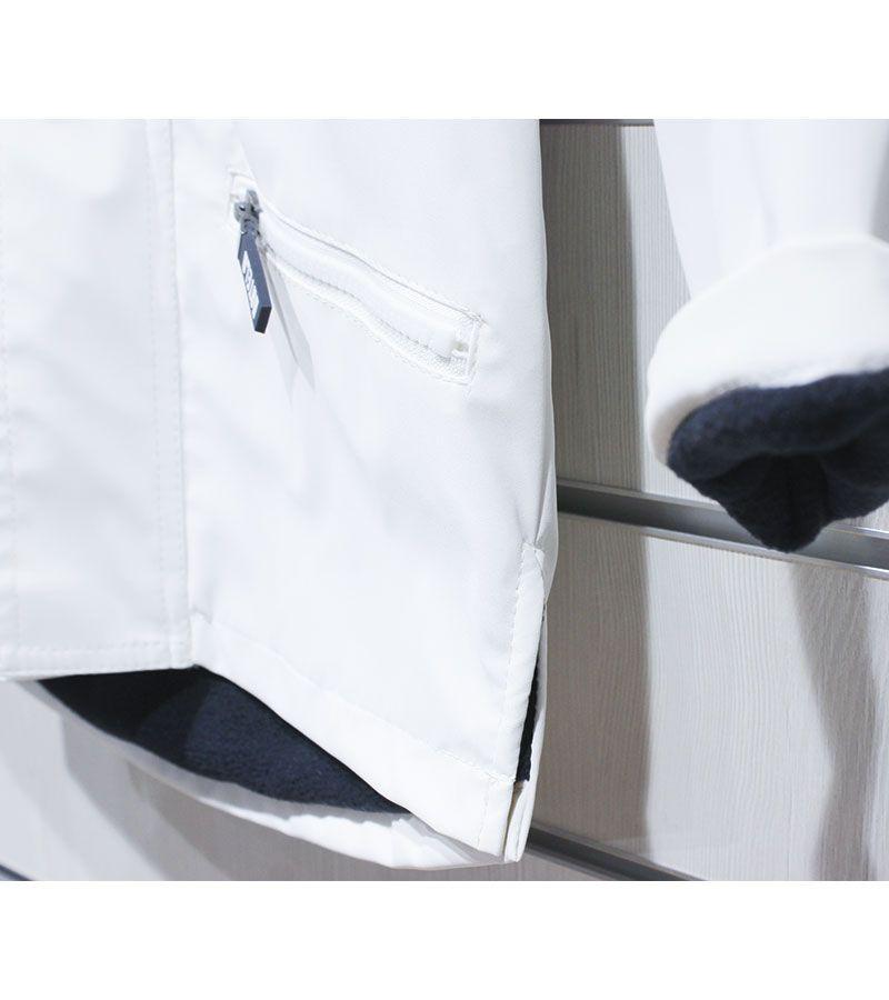 impermeable nautico nino batela blanco 3102 3