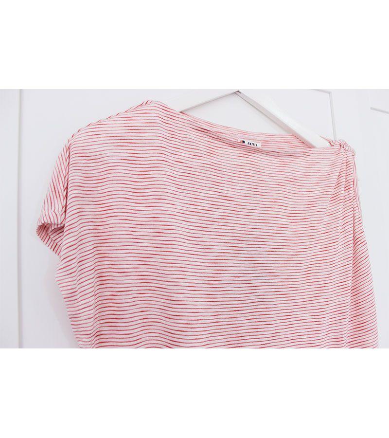 camiseta batela hombro 2190 rojo 3