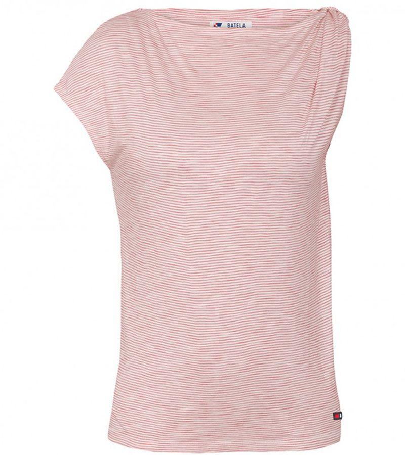 camiseta batela hombro 2190 rojo 5