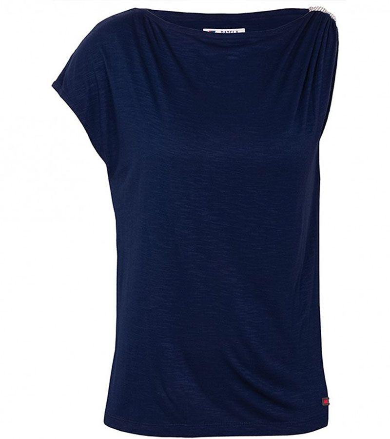 camiseta hombro batela 2190 marino